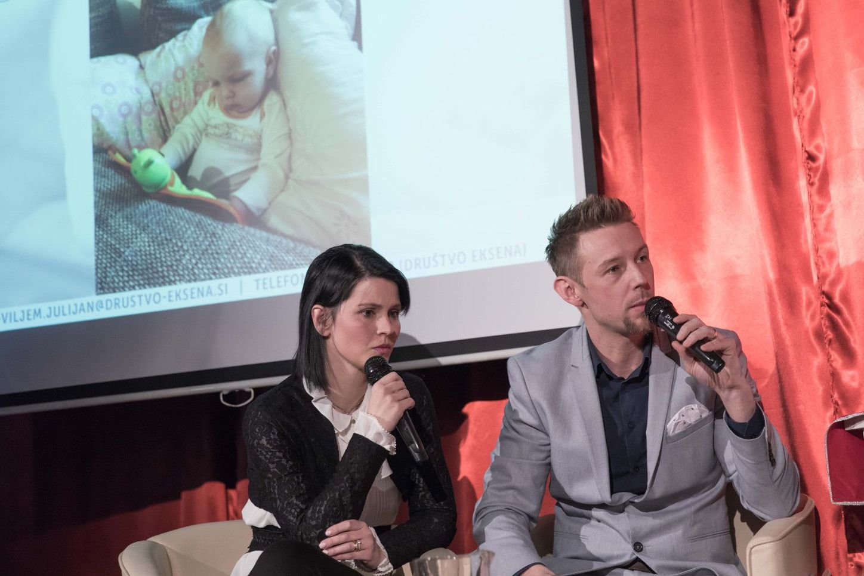 Pobudnika ustanovitve Sklada Viljem Julijan sta Gregor Bezenšek - akademski glasbenik SoulGreg Artist - in njegova žena Nina Bezenšek.