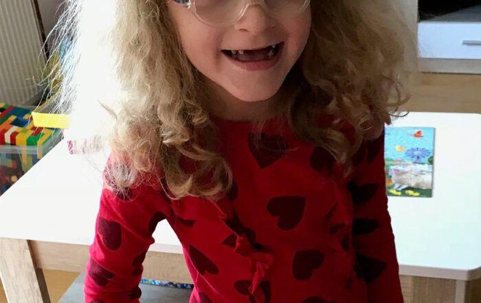Lili - 22.10.2018 - Dravetov sindrom
