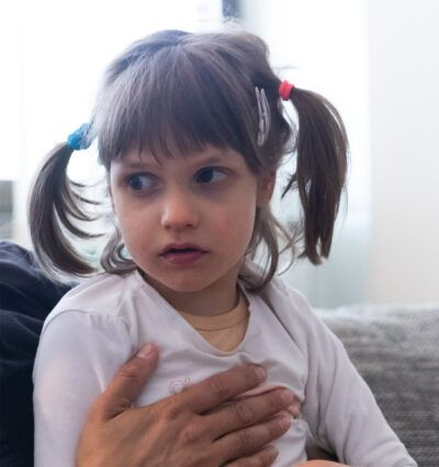 Niki - Sindrom CDKL5 2
