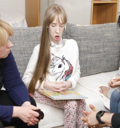 Tina - Kogenitalni miastenični sindrom 2